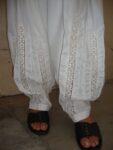 Long Lace Patiala Salwar – direct from Patiala City !!