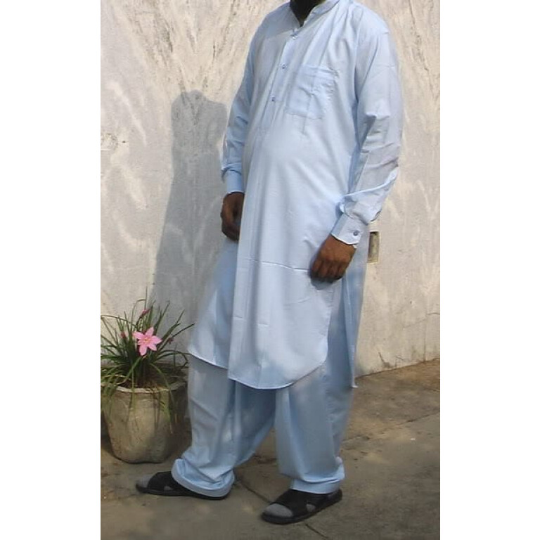 Pathani Suit for men - custom stitched as per your own choice of colour, size