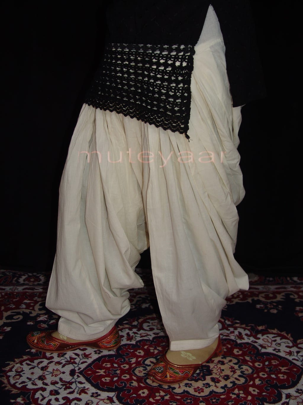 100% PURE COTTON PATIALA SALWAR shalwar from Patiyala City !! 7