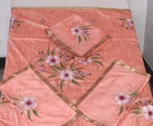 Pink Rumala Sahib for Shri Guru Granth Sahib Ji !!