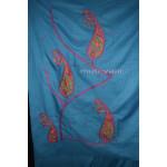 Designer Embroidery 100% cotton Salwar Suit PURE CHIFFON Dupatta RM294