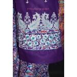 Pure Cotton FULL Patiala Salwar embr  Suit Cotton Dupatta RM299