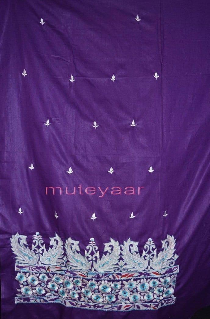 Pure Cotton FULL Patiala Salwar embr  Suit Cotton Dupatta RM299 3