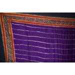 Glazed Cotton Hand Embroidered Salwar kameez suit CHINON DUPATTA set F0659