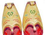 Golden Star Handmade Leather Punjabi Jutti Shoes for MEN PJ9759