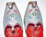 Silver Star Handmade Leather Punjabi Jutti Shoes for MEN PJ9760