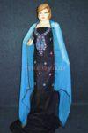 Designer Embroidery 100% cotton Salwar Suit PURE CHIFFON Dupatta RM310