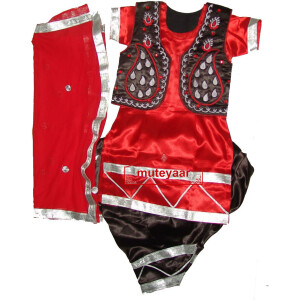Girl's Bhangra Costume outfit dance dress – custom made !!