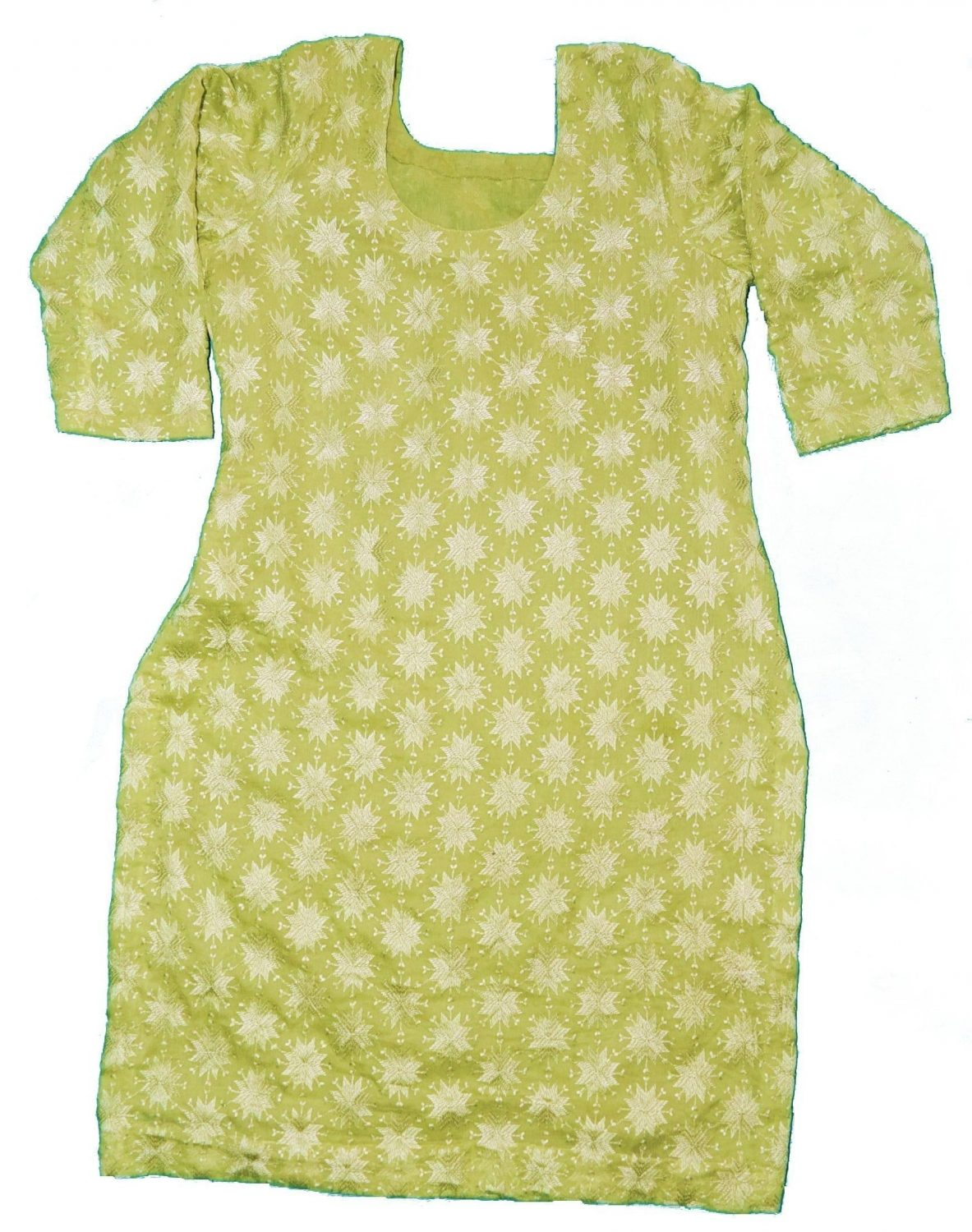 Self Embroidered Phulkari Kurti Custom Stitched - All Colours/Sizes Available 4