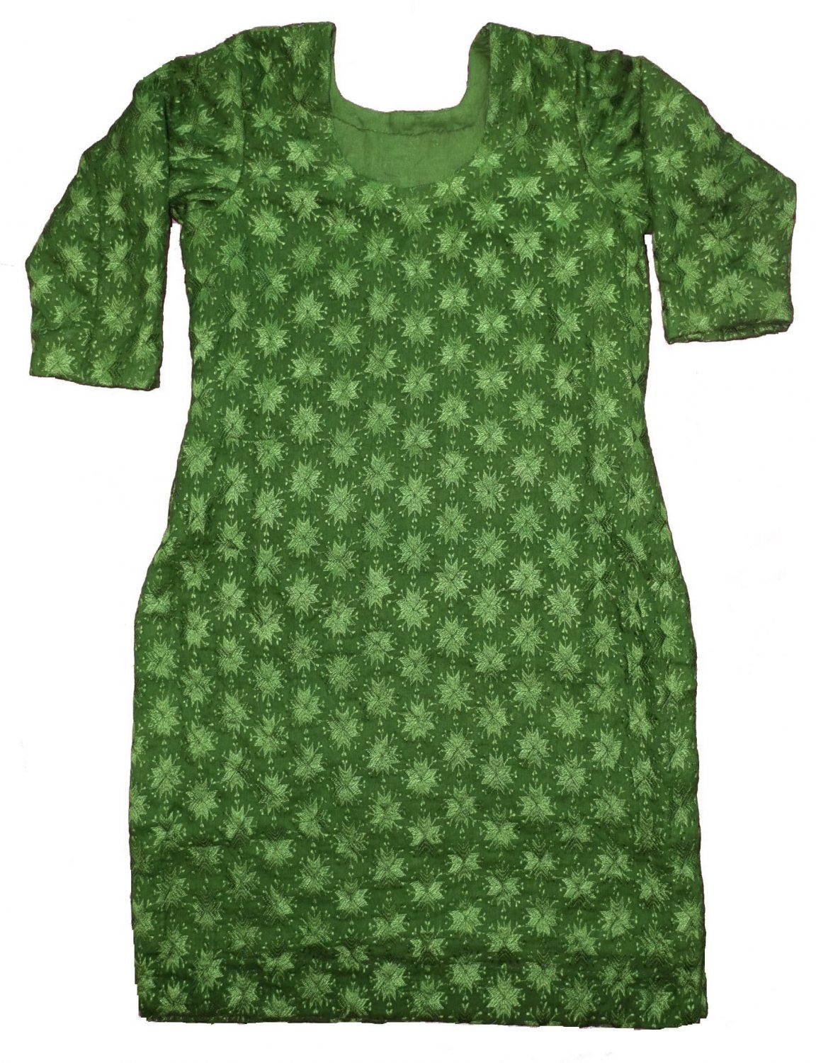 Self Embroidered Phulkari Kurti Custom Stitched - All Colours/Sizes Available 11
