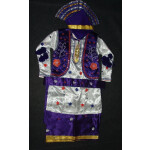 Colorful Bhangra dance Costume / outfit dress for Boys – ready to wear