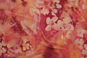 GEORGETTE PRINTED fabric for Kurti, Saree, Salwar, Dupatta GF040