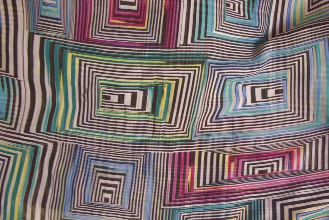GEORGETTE PRINTED fabric for Kurti, Saree, Salwar, Dupatta GF041 1