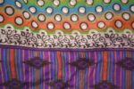 GEORGETTE PRINTED fabric for Kurti, Saree, Salwar, Dupatta GF043