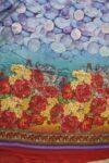 GEORGETTE PRINTED fabric for Kurti, Saree, Salwar, Dupatta GF044