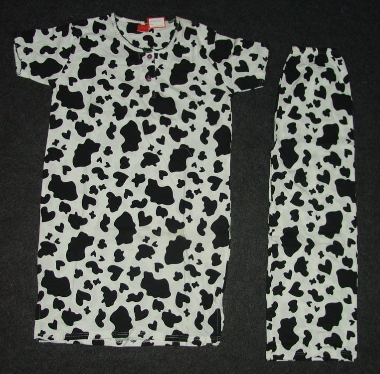 Pure Cotton Soft fabric Ladies Night Wear  Night Suit NS050 1