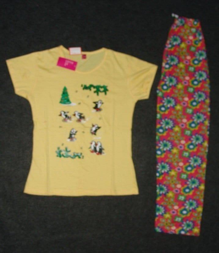Pure Cotton Soft Hosiery Fabric Ladies Night Wear Night Suit NS058 1