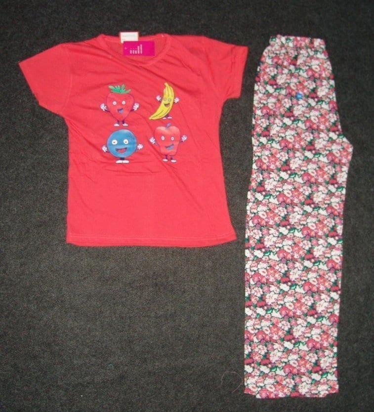Pure Cotton Soft Hosiery Fabric Ladies Night Wear Night Suit NS063 1