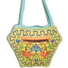 Kashmiri Hand made embroidered Office / College / Shopping Bag HB112