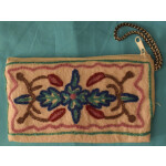 Kashmiri Hand made embroidered Purse Pouch Small HandBag HB120