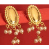 Hand Made Gold Plated Punjabi Traditional Jewellery Earrings Tops J0222