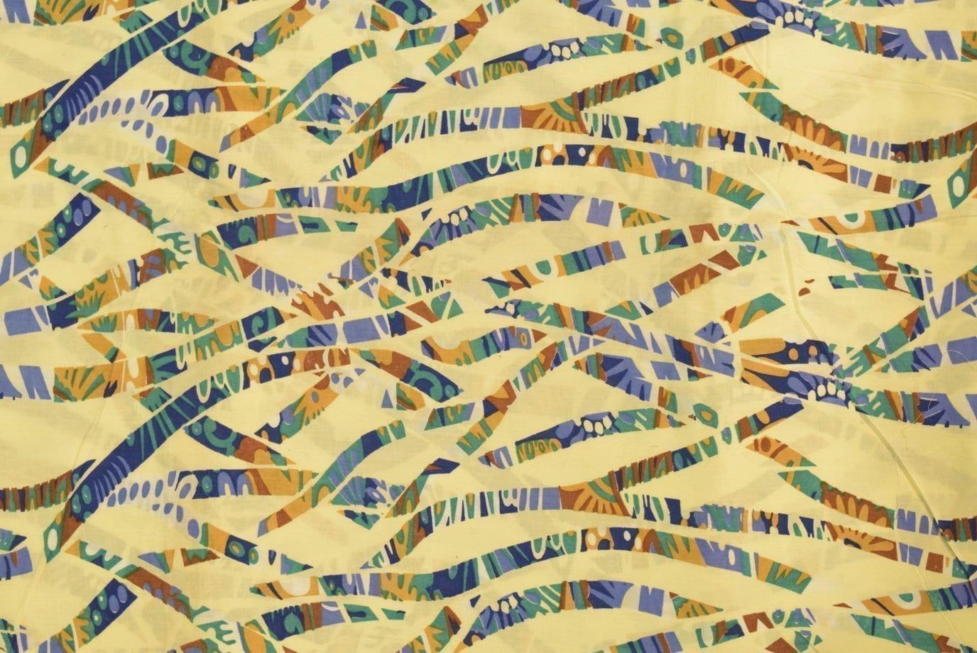 100% PURE Soft COTTON PRINTED fabric PC207 2