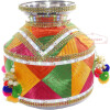 GIDDHA prop - PHULKARI JAGO with LED Lights and battery