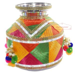 GIDDHA  prop – PHULKARI JAGO with LED Lights and battery