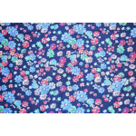 Drapy Printed American Crepe fabric PAC03