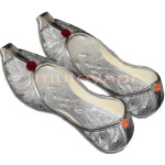 Silver Colour Desi Punjabi Jutti Party wear Belly Shoes PJ9747
