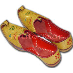 Golden Star Handmade Leather Punjabi Jutti Shoes for MEN PJ9759