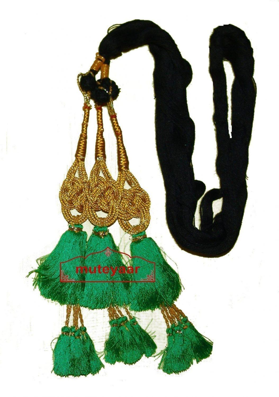 Jalebi ethnic Colorful Paranda parandi to match ur suit 1