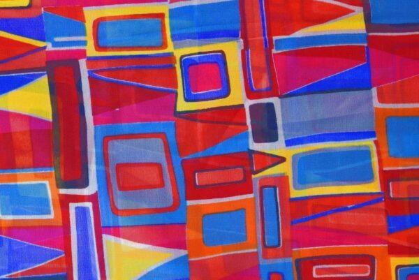 GEORGETTE PRINTED fabric for Kurti, Saree, Salwar, Dupatta (per meter price)  GF045