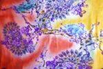 GEORGETTE PRINTED fabric for Kurti, Saree, Salwar, Dupatta GF046