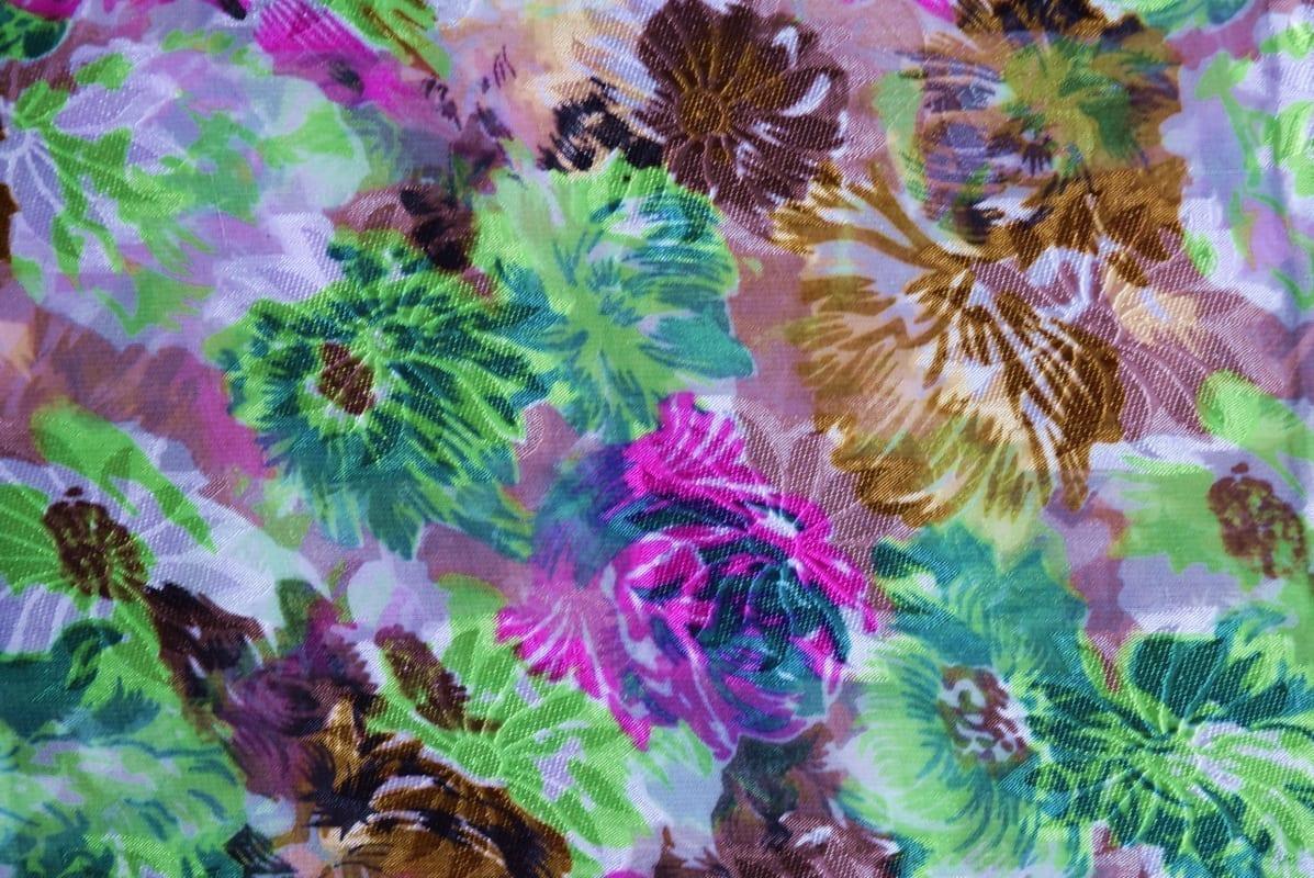 GEORGETTE PRINTED fabric for Kurti, Saree, Salwar, Dupatta GF056 1