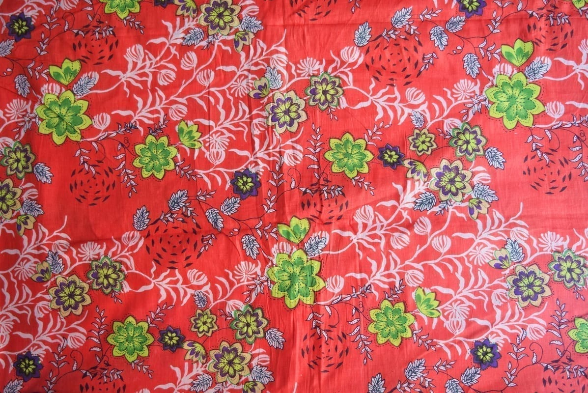 100% PURE Soft COTTON PRINTED fabric PC216 2