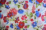 100% PURE Soft COTTON PRINTED fabric PC217