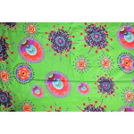 100% PURE Soft COTTON PRINTED fabric PC226