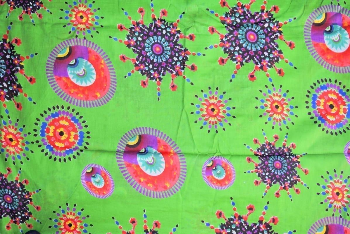 100% PURE Soft COTTON PRINTED fabric PC226 1