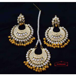 Kundan Punjabi Tikka set J0158