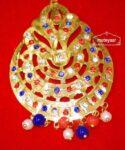 Jadau Cut Jaali Work Traditional Punjabi Jewellery Maang Tikka J0171