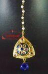 Designer Work Traditional Punjabi Jewellery Maang Tikka J0173