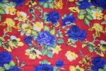 100% PURE Soft COTTON PRINTED fabric PC233