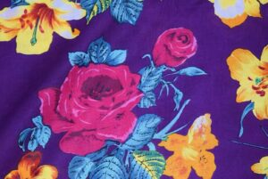 100% PURE Soft COTTON PRINTED fabric PC238