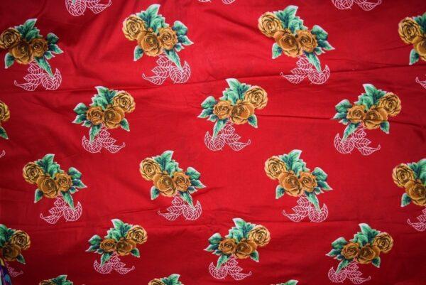 100% PURE Soft COTTON PRINTED fabric (per meter price)  PC241