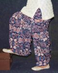 Printed CREPE Limited Edition 100% Full Patiala Salwar PPS203