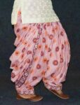 Limited Edition Printed 100%  Pure Cotton Full Patiala Salwar PPS208