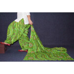 100% Pure Cotton FULL Patiala Salwar + matching cotton printed dupatta PSD175