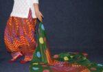100% Pure Cotton FULL Patiala Salwar + matching cotton printed dupatta PSD177
