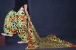 100% Pure Cotton FULL Patiala Salwar + matching cotton printed dupatta PSD194